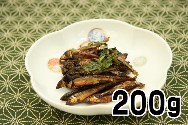 小鮎山椒煮(200g)