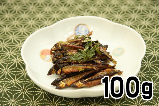 小鮎山椒煮(100g)