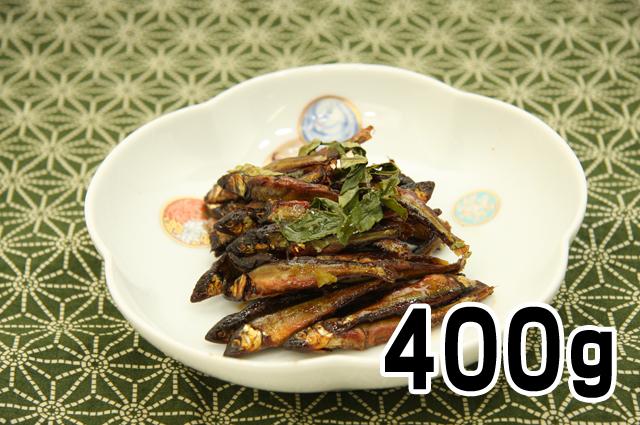 小鮎山椒煮(400g)
